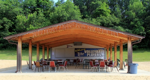 Volleyball Pavillion