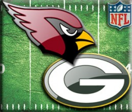 Cardinals vs. Packers