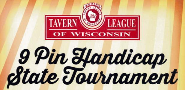 Tavern League of Wisconsin 9 Pin Tab Tournament