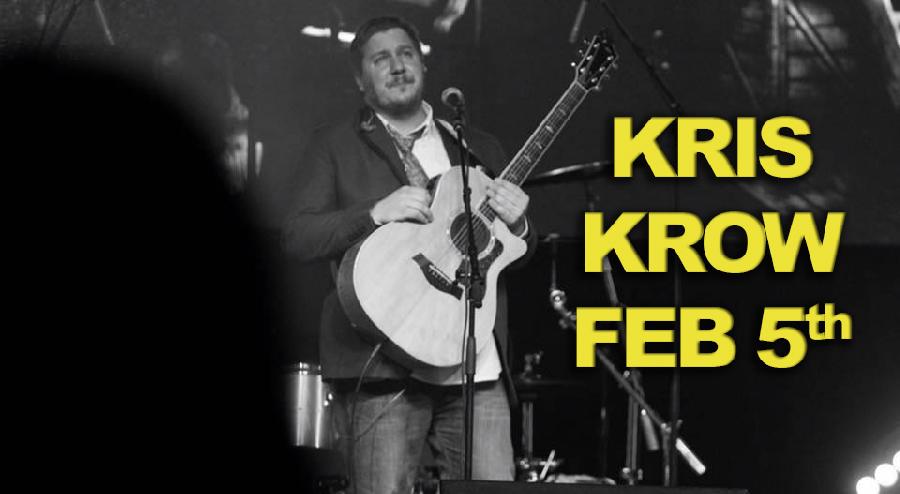 Kris Krow February 5th