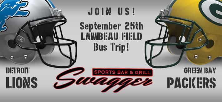 2016 Lambeau Field Bus Trip