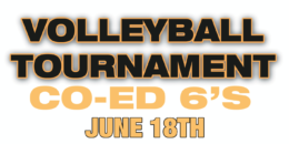 2016 Volleyball Tournament
