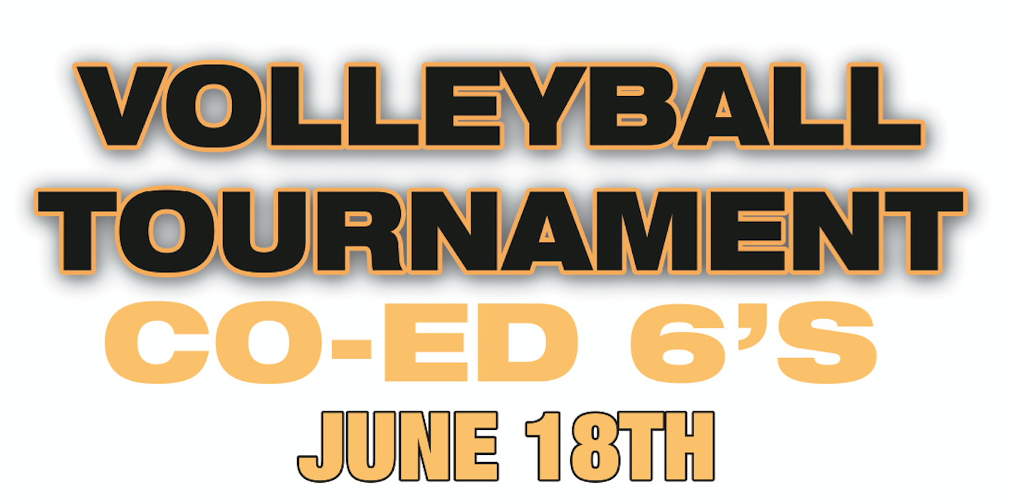 2016 Volleyball Tournament