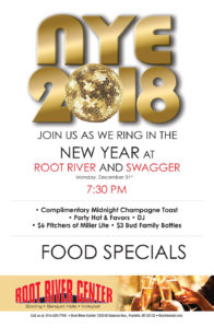 New Years Eve Bash - 2018