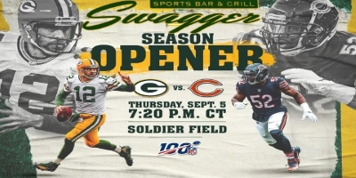 2019 Packers Season Opener